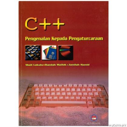 C++ PENGENALAN KEPADA PENGATURCARAAN