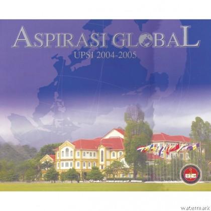 ASPIRASI GLOBAL UPSI 2004 - 2005 KULIT KERAS