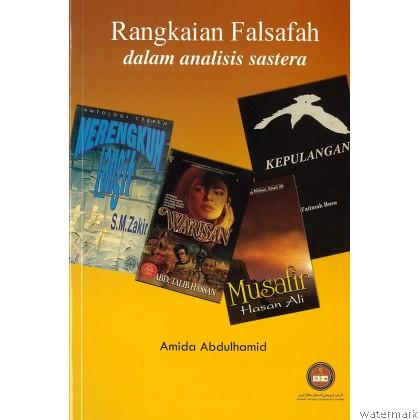 RANGKAIAN FALSAFAH DALAM ANALISIS SASTERA